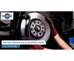 Your Quality Car Brakes Repair Melbourne