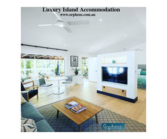 Luxury Island Accommodation