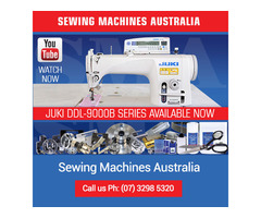 Buy Heavy Duty Sewing Machines @ Best Price