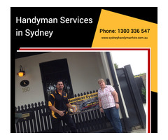 Handyman in Sydney
