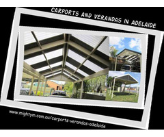 Carports and Verandas Adelaide