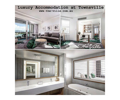 Luxury Accommodation at Townsville - The Ville Resort