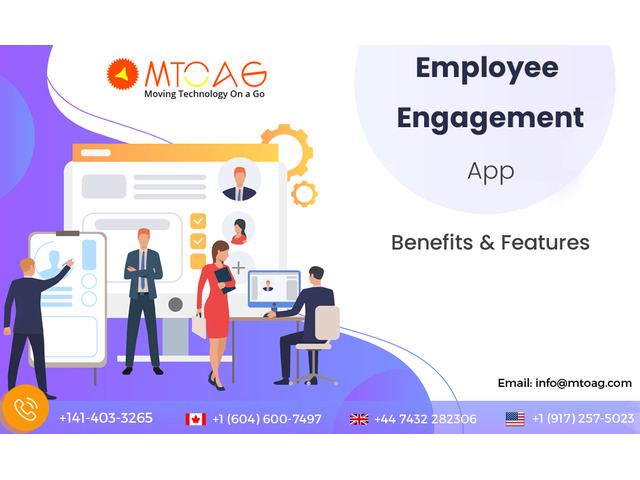 Employee Engagement App Features - 1