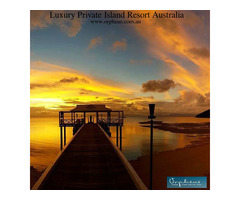 Luxury Private Island Resort Australia