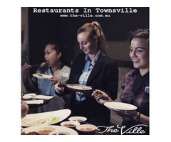 Restaurants In Townsville