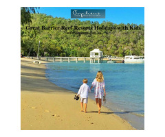 Great Barrier Reef Resorts Holidays with Kids
