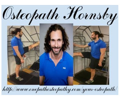 Meet With Expert Osteopath Hornsby For Best Treatment