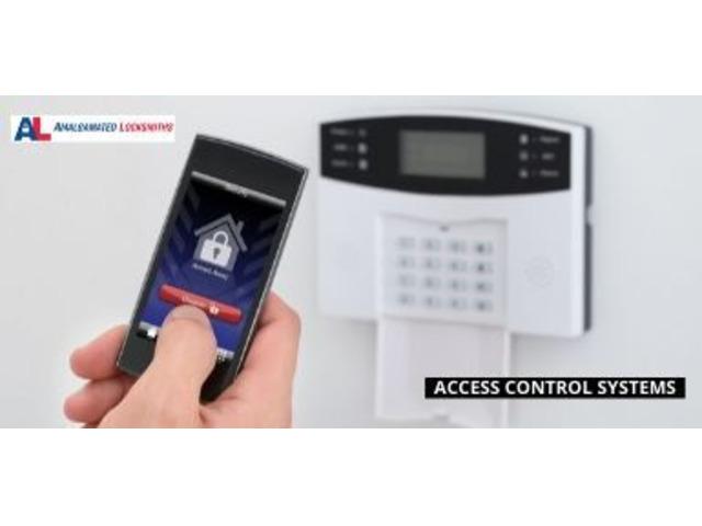 Access control in Melbourne Area - 1