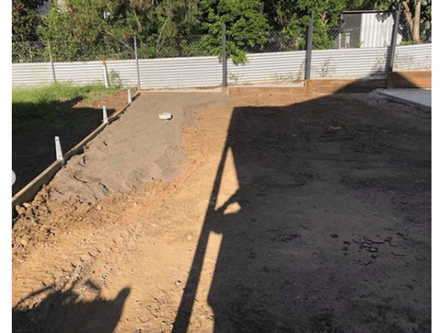 Full irrigation System Installation - Rogers Little Loaders. - 5