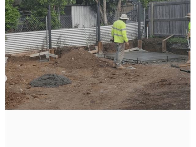 Full irrigation System Installation - Rogers Little Loaders. - 7