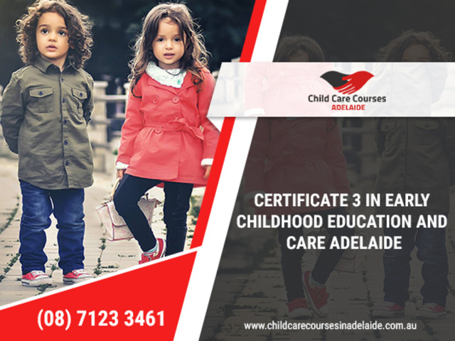 Child Care Courses Adelaide SA - 1