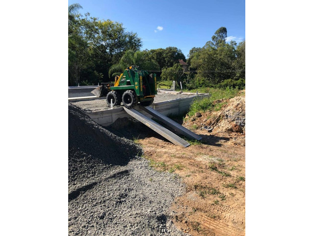 Concrete Matching Services - Rogers Little Loaders. - 8
