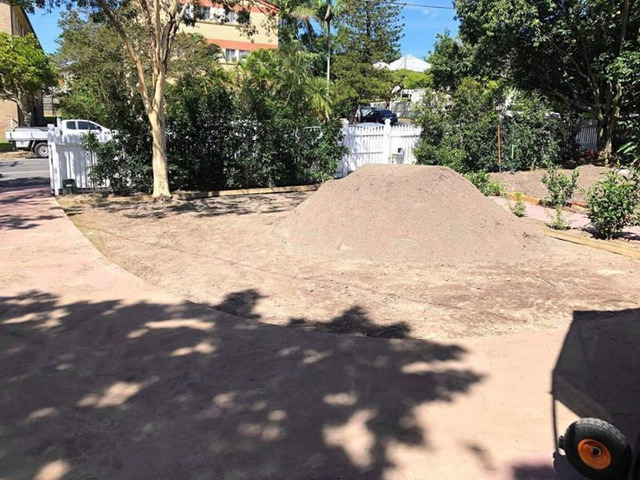 Lawn Front ReTurfing Services - Rogers Little Loaders. - 4