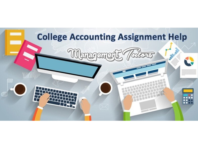 Get College Accounting Assignment Help Online - 1