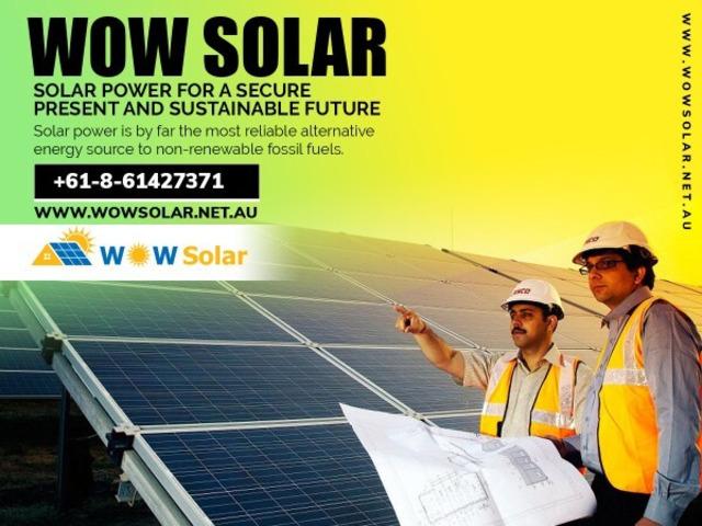 Solar Power: The clean, safe and abundant energy alternative - 1