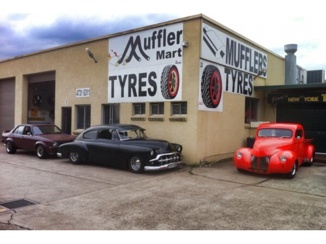 Affordable Tyre Shop in Penrith - Muffler Mart & Tyre - 2