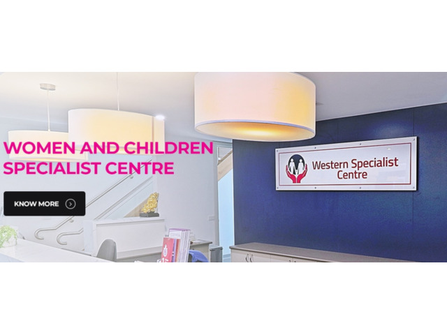Women & Children Specialist Centre in Melbourne - 1