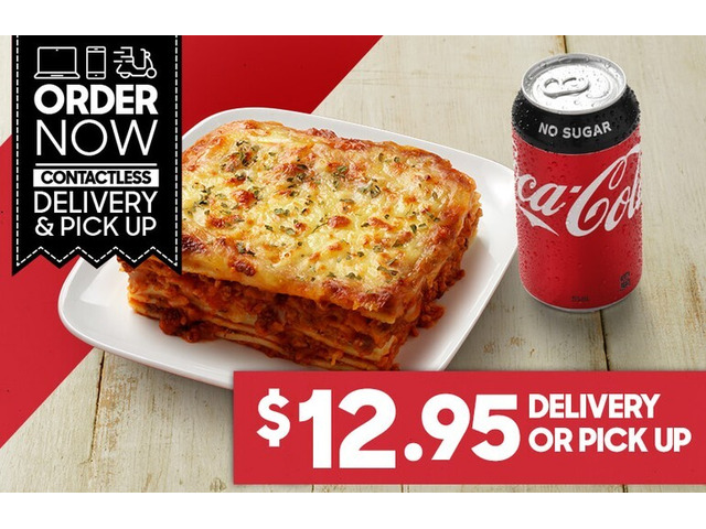 Pasta Combo For Sale Pizza hut Moorebank - 1