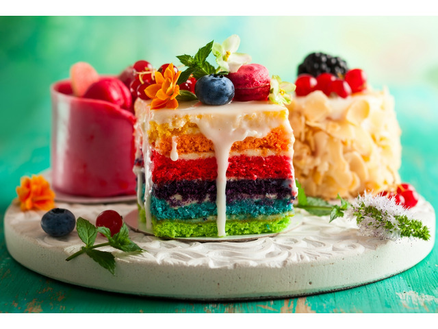 Get 5% off  The Cake Hut,Use Code OZ05 - 1