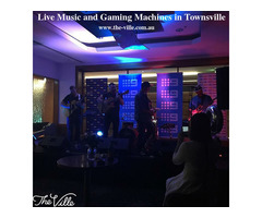 Live Music and Gaming Machines in Townsville