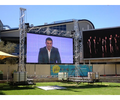 Get Curvable and Semi-Transparent Outdoor LED Screens