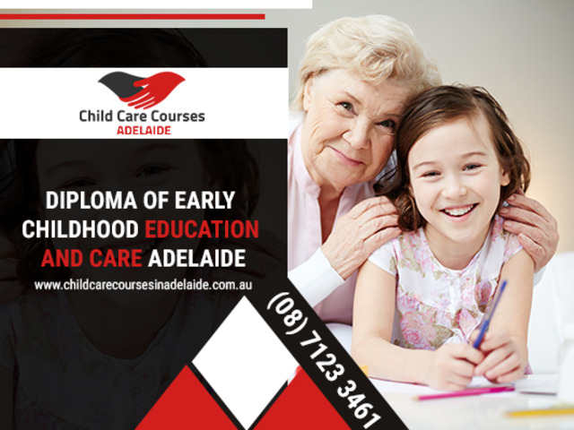 Diploma of Early Childhood Education and Care - 2