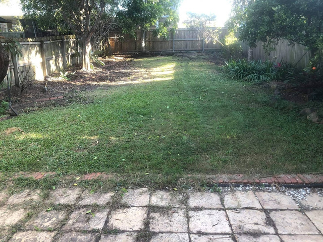 Re-Turfing project on 24 June in Oxley - Rogers Little Loaders. - 1