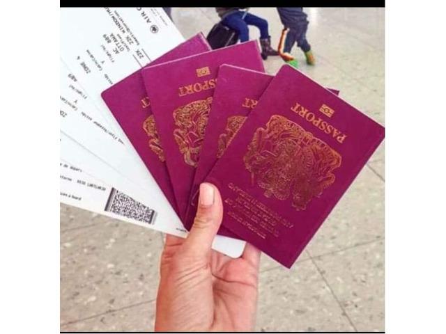 BUY REAL PASSPORTS,IDS,DLS,PR,VISA,SSN ETC - 1