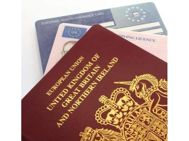BUY REAL PASSPORTS,IDS,DLS,PR,VISA,SSN ETC - 2