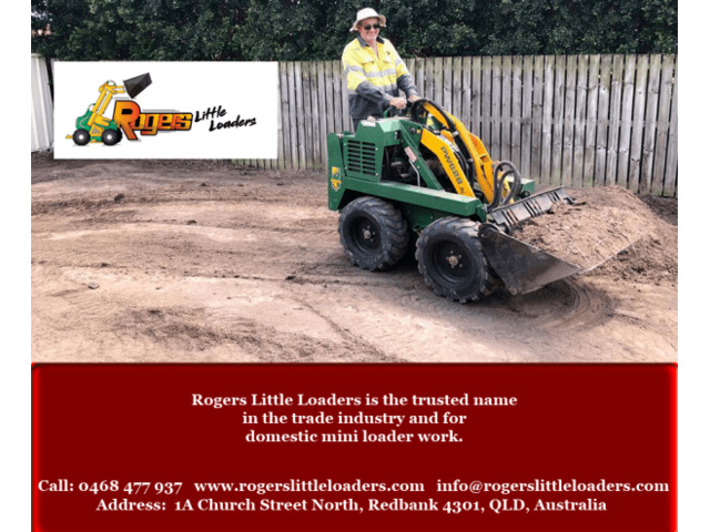 Great Service with the team - Rogers Little Loaders. - 3