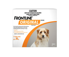 Buy Frontline Original for Your Dog at Discount Rates