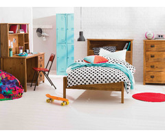 Grab excellent designs for children's bunk beds only at SGA Furniture