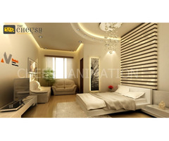 3D interior renderings Services