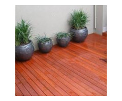 Outdoor Timber Decking Perth
