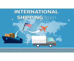 International freight shipping services in Australia