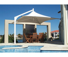 Design your Outdoor with Architectural Umbrellas