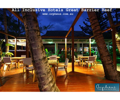 All Inclusive Hotels Great Barrier Reef