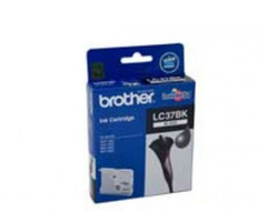 Genuine Brother LC-37BK Black Ink Cartridge