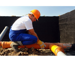 Sewage Connection and Repair Services in Perth