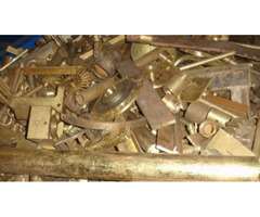 Sell Scrap Brass At Competitive Prices