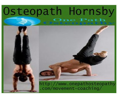Looking for an Expert Movement Coach in Hornsby