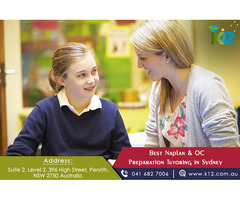 Best Naplan & OC Preparation Tutoring in Sydney – K12 Academy