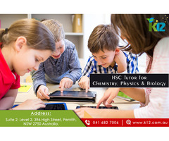 HSC tutor for History, Biology, Chemistry & Physics in Penrith – K12 Academy