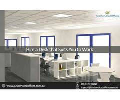 Hot Desk Space to Rent in Penrith & Sydney - Ausi Serviced Offices