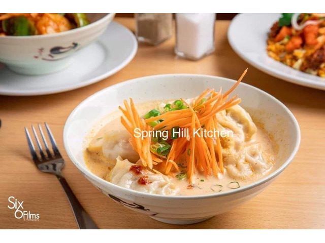 Yummy Nepalese foods @Spring Hill Kitchen– 5% off - 1
