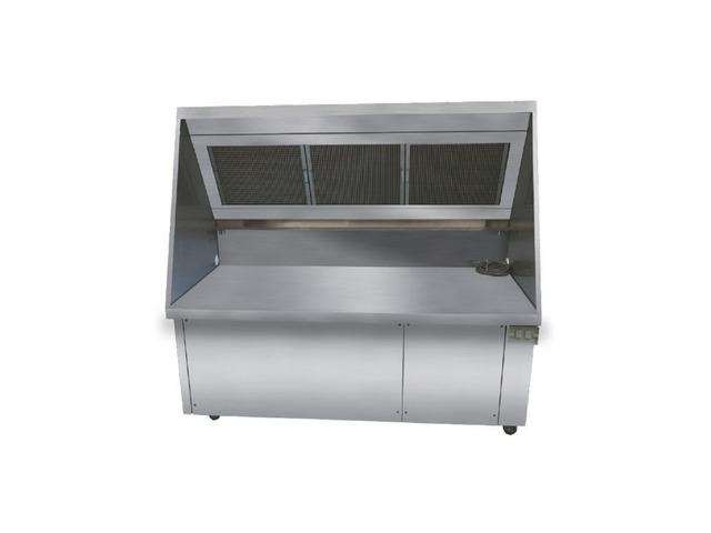 Commercial Exhaust hood canopy supplier in Melbourne - 1