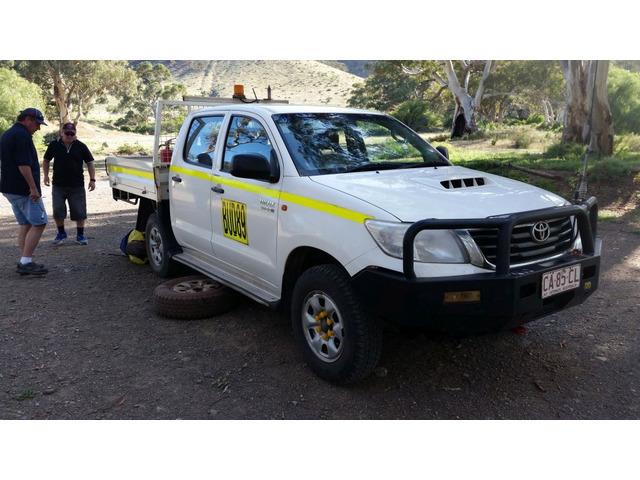 4WD Tag Along Tours Australia Wide - 1