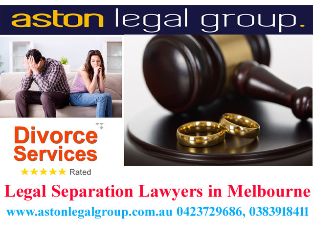 Applying for Separation in Melbourne with Experienced Separation Lawyer - 1