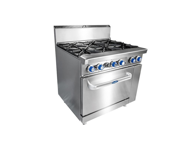 Commercial Gas Burners with Oven supplier in Melbourne - 1