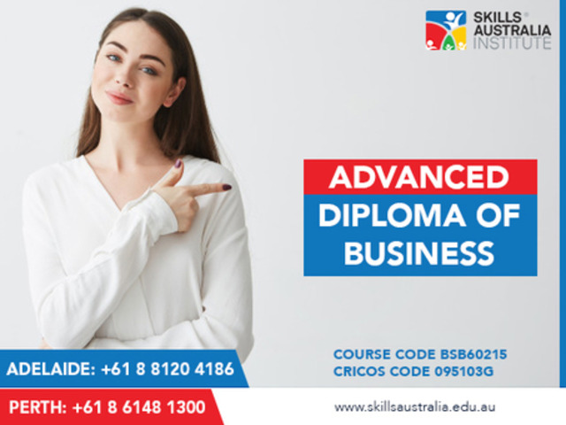 Want To Study Advanced Diploma In Business Management In The Best Perth College? - 1